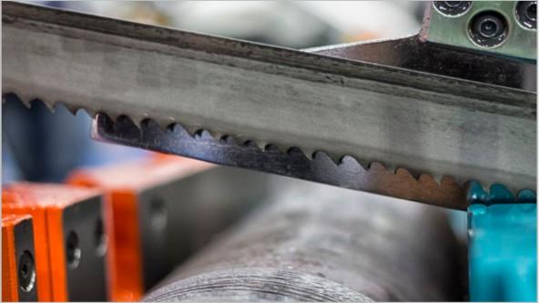 metal cutting bandsaw blades