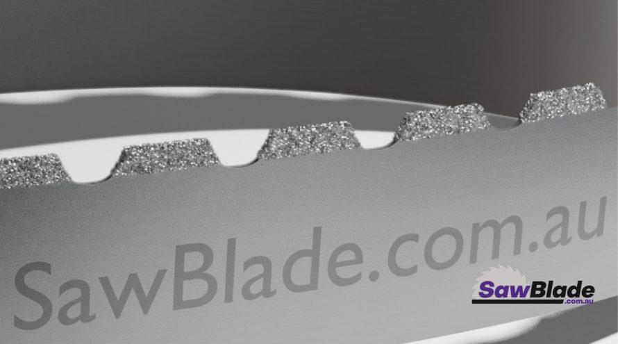 Carbide Grit Bandsaw Blade