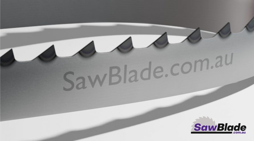 Carbon Forestry Bandsaw Blade