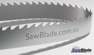 bandsaw blades to cut galvanised pipes
